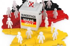 Demokratie und Bundestagswahl