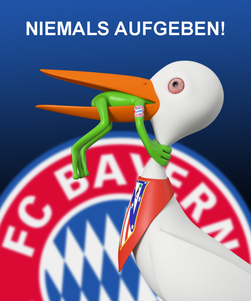 Fc. Bayern München Halbfinale