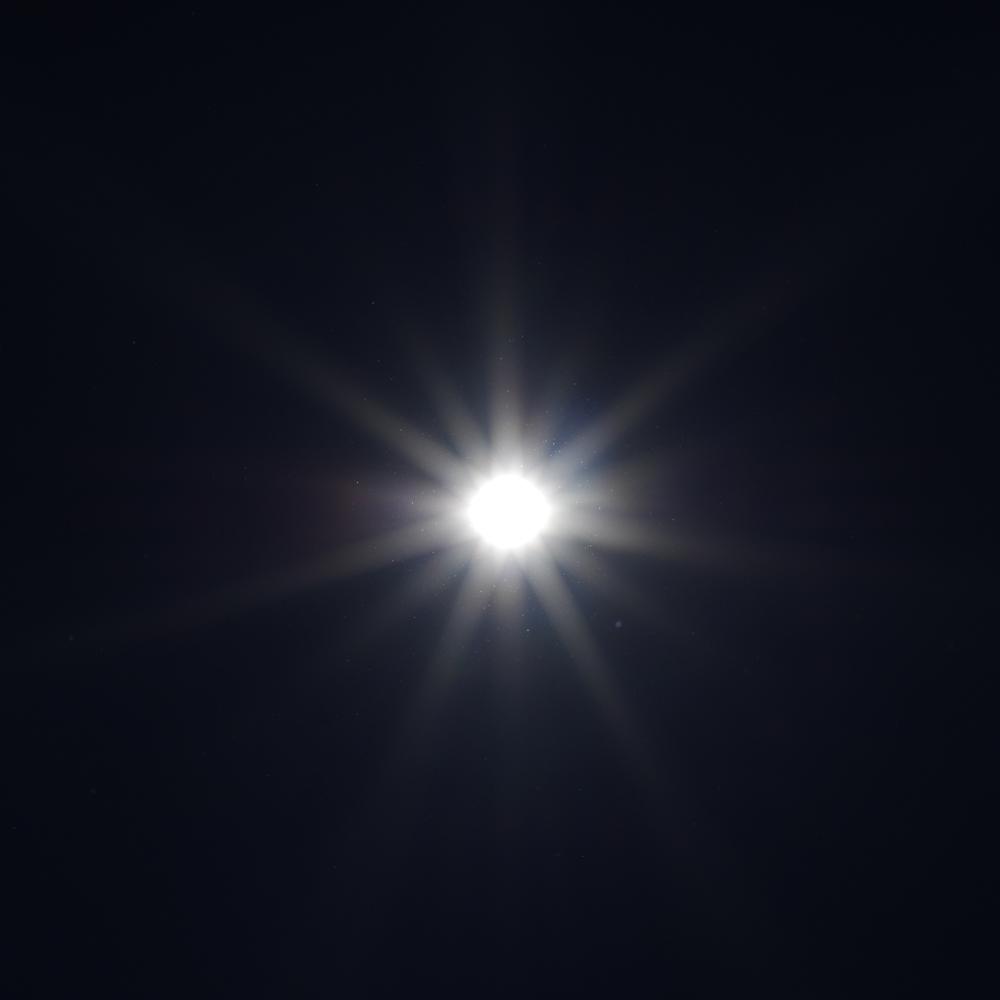 Sonne Lensflare