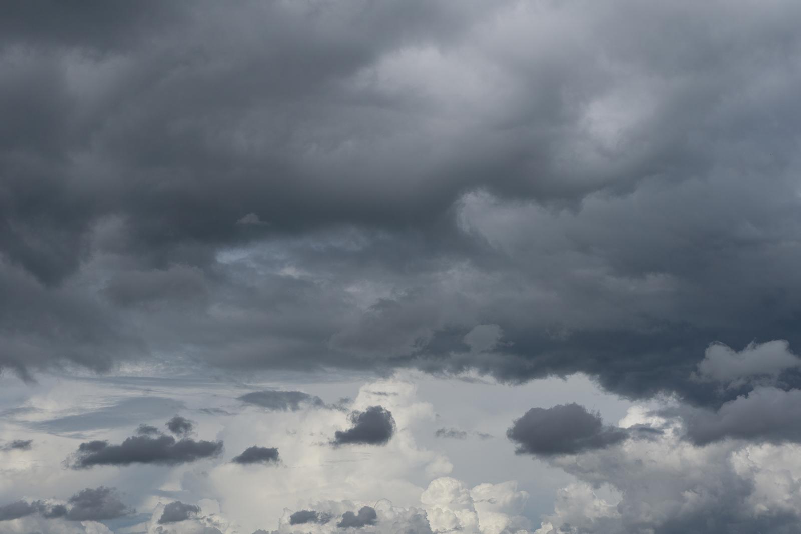 Wolkenbild unbearbeitet