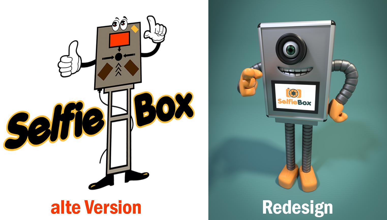 Redesign Selfiebox